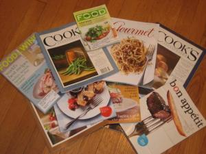 Foodie Magazine Day!  Foodie Magazine Day!