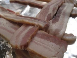 bacon-weave