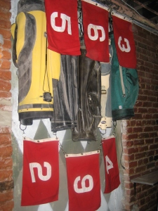 Bags and Flags
