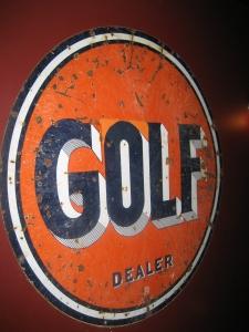 Golf Gas