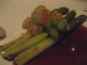 Asparagus Panzanella