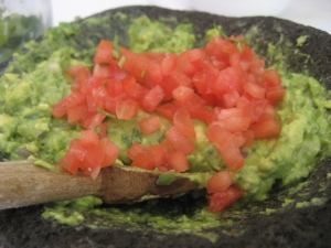 Guacamole Ready to Go