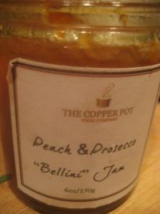 Copper Pot Bellini Jam