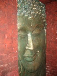 Tamarind Buddha