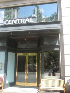 Central Exterior