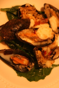 Baked Mussels 003