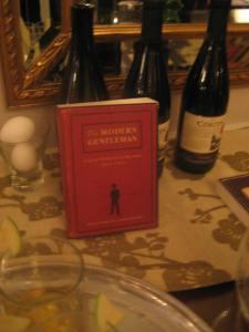 Modern Gentleman Book
