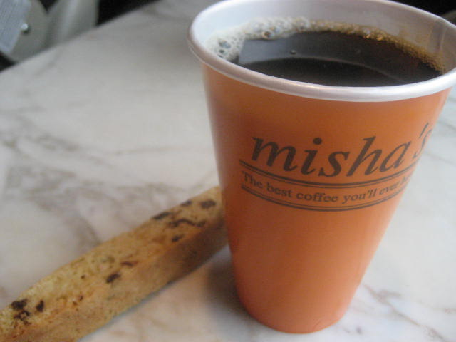 From its quaint old town and beautiful residential streets to the thriving, Misha's – Old Town The sight of young tattooed women behind a coffee bar is