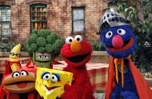 Eating Well on a Budget, According to... ELMO!